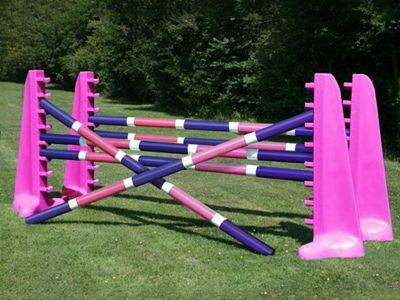 Sportsmark practice showjump poles