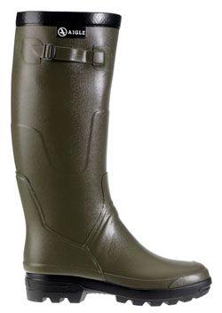 Aigle Boots. Benyl M