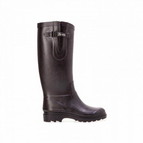Aigle Boots. Aiglentine Fur - Noir