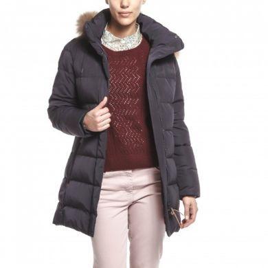 Aigle Ladies Jacket. Downshine - Night or Ebene