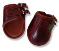 Amerigo Fetlock Boots Leather Lined