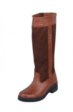 Ariat Ladies Windermere Boots. Black, Chocolate or Dark Brown