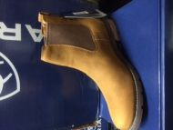 Ariat Wexford H20 Boots Rustic Brown