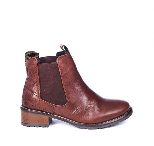 Barbour Ladies Boots. Latimer - Chestnut