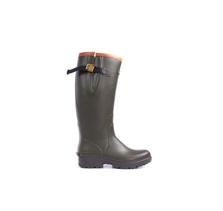 Barbour Ladies Boots. Tempest - Olive