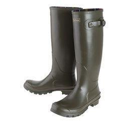 Barbour Mens Boots. Bede - Olive