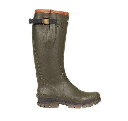 Barbour Mens Boots. Tempest - Olive