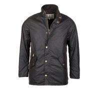 Barbour Mens Wax Jacket. Prestbury - Olive