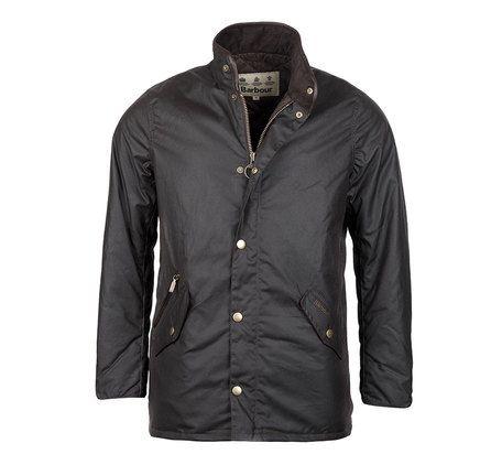 Barbour Mens Wax Jacket. Prestbury - Olive