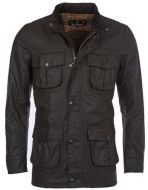 Barbour Mens Wax Jacket. Corbridge - Rustic