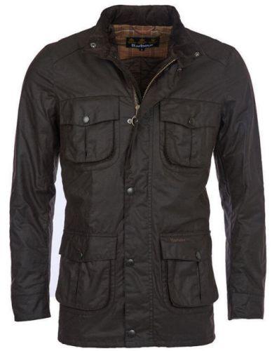Barbour Mens Wax Jacket. Corbridge - Rustic