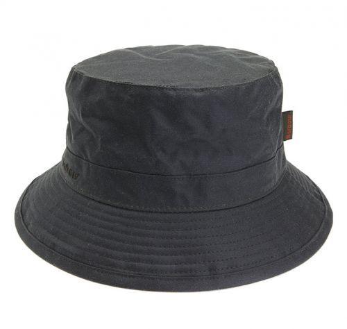 Barbour Wax Sports Hat. Sage