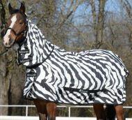 Bucas Sweet-Itch Zebra Rug