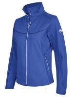 Busse Softshell Jacket Mila Tech - Diva Blue