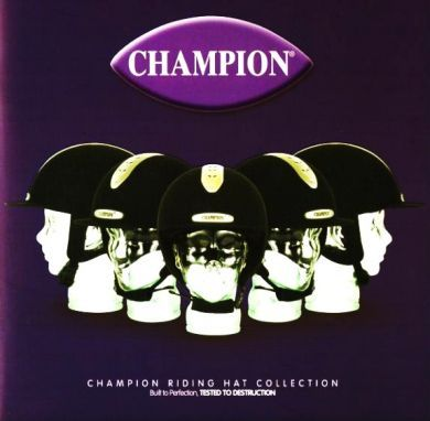 Champion Riding Hats
