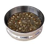 Wingfield Digby Cock Pheasant Feather & Glass Wine Coaster