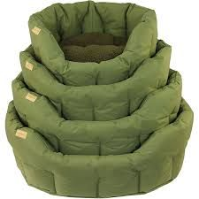 Earthbound Waterproof Dog Bed. 3 Colours