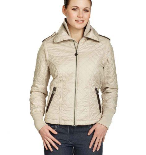 Gersemi Ladies Jacket. Elissa - Stone - Size S