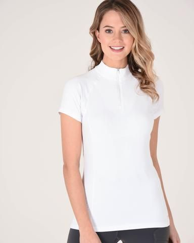 Noble Outfitters Gwen Short Sleeve Performance