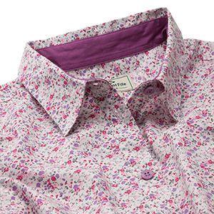 Hoggs Ladies Shirt. Bella - Floral