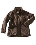 Hoggs Ladies Jacket. Hunting - Field Green