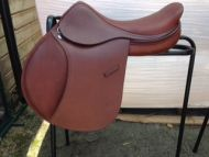 Jaguar XJS Jump Saddle 17.5