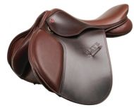 Jeffries Semi-Close Contact Jumping Saddle