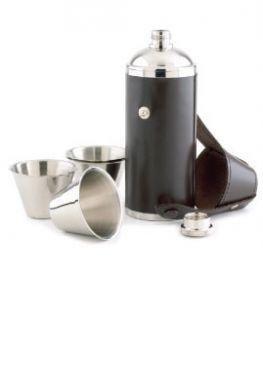 Jeffries Flask & Cup Set