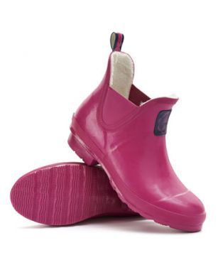 Joules Ladies Wellibobs - Ruby Size 3
