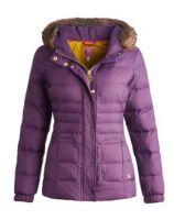 Joules Ladies Jacket. Hillier - Dark Violet