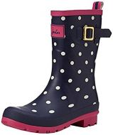 Joules Ladies Wellies. Molly - French Navy Spot