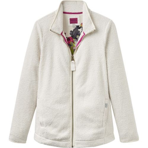 Joules Ladies Fleece. Maeve - Cream