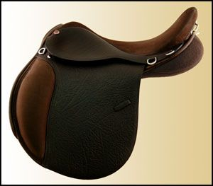 L & R Solstice Endurance Saddle