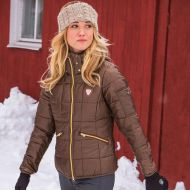 Mountain Horse Enya Primaloft Jacket-Bronze