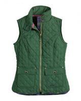 Musto Ladies Gilet. Stamford - Pasture Green Size 10