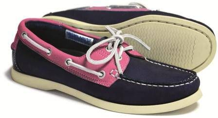 Orca Bay Ladies Shoes. Sandusky -  Indigo/Fuschia