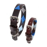 Pampeano Dog Collar. Cielo