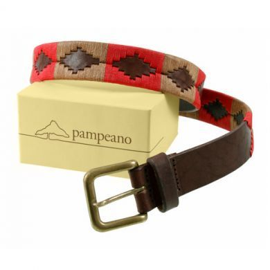 Pampeano Belt. Fuego