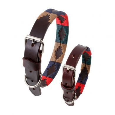 Pampeano Dog Collar. Navidad