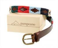 Pampeano Skinny Belt. Multi 90cm