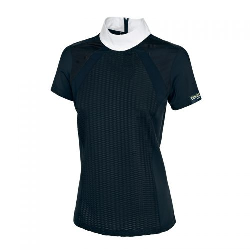 Pikeur Feline Competition Shirt- Navy