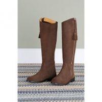 Shires Moretta Florenza Suede Boots