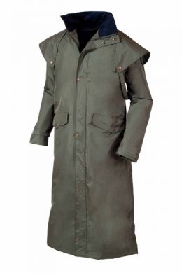 Target Dry Gents Stockman Full Lenght Coat