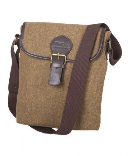 Toggi Messenger Bag. Avery - Linton Tweed