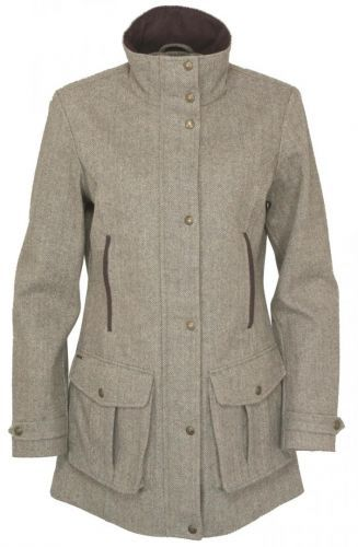 Toggi Ladies Coat. Belsay - Glencoe Tweed