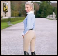 Tredstep Breeches. Symphony No 4 - Nero