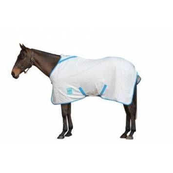 Weatherbeeta Kool Coat Standard White/Blue