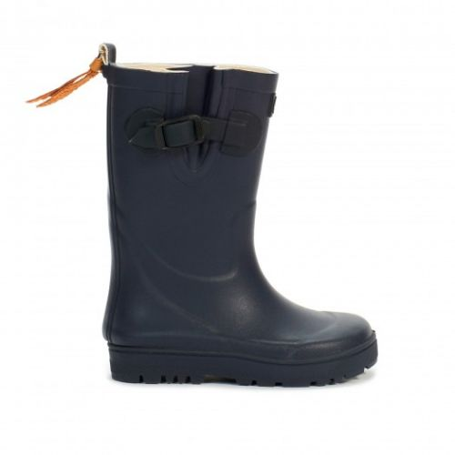 Aigle Childrens Boots. Woodypop Iso - Marine