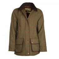 Barbour Ladies Jacket. Carter - Olive