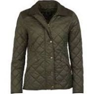 Barbour Ladies Jacket. Exmoor - Olive